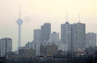 هشدار به تهرانی ها؛ افزایش غلظت ازن در روز جمعه