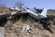 سقوط یک هواپیمای بدون سرنشین در جاسک