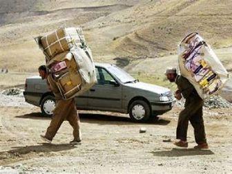 بازارچههای موقت مرزی کُردستان «کولبران» در زیر چتر حمایتی سپاه و دولت