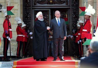 عضو مطرح جریان حکیم : سفر روحانی به عراق بیانگر سطح پیشرفته روابط دو همسایه است