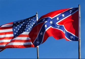 حذف علامت بردهداری از پرچم ایالت میسیسیپی آمریکا