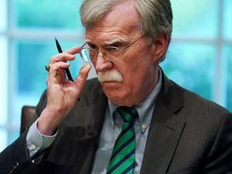 بولتون: به فشار علیه ایران ادامه میدهیم