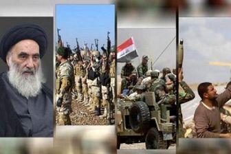 استقبال حشد شعبی از موضع گیری مرجعیت دینی عراق