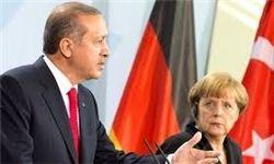 خشم مقامات ترکیه از مقامات آلمان