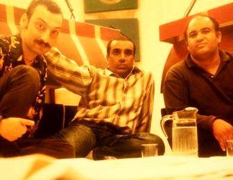 عکسی زیرخاکی از 3 بازیگر محبوب طنز