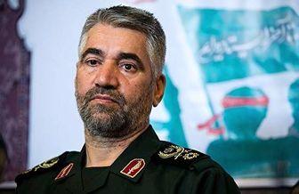تقدیر سردار علی فضلی از مردم عراق
