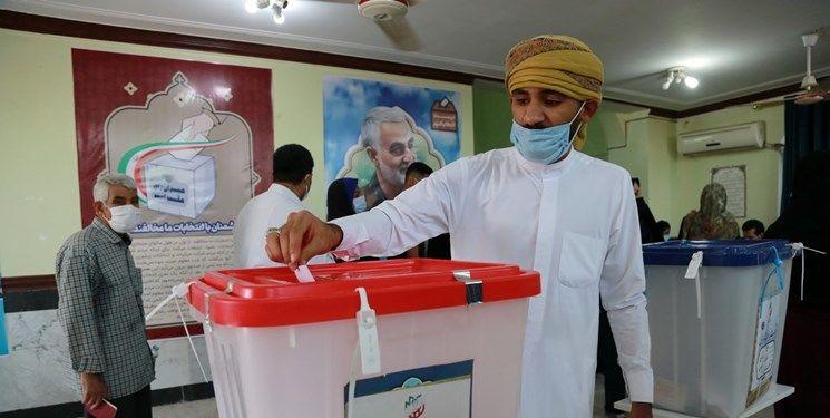 تصویر از مشارکت بیش از 22 میلیون نفر در انتخابات تا ساعت 19:30