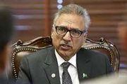 رئیس جمهور پاکستان از حمایت دائمی ایران قدردانی کرد