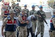 ترکیه: نیم میلیون نفر را بازداشت کردیم