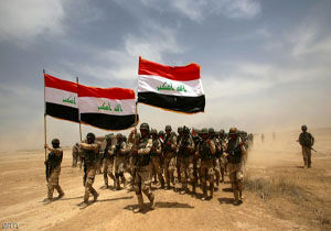 ارتش عراق برای نابودی بقایای داعش در کرکوک دست به کار شد