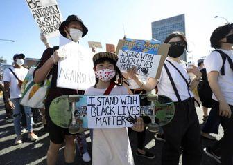 تظاهرات ضدنژادپرستی در ژاپن