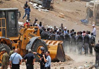 تخریب روستای خان احمر به تعویق افتاد