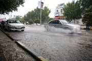 هشدار سیلاب ناگهانی و تندباد در ۸ استان