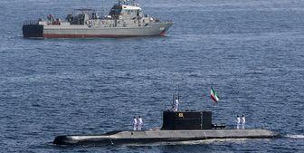 اطلاعیه نیروی دریایی ارتش درباره رزمایش مشترک ایران و روسیه