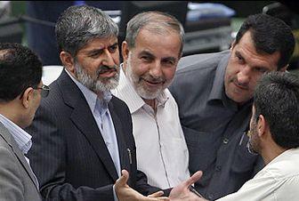 کار به شکایت احمدی نژاد از علی مطهری کشید!