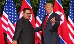 رهبر کره شمالی به ترامپ نامه نوشت! +عکس