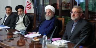 در جلسه شورای عالی هماهنگی اقتصادی سران سه قوه چه گذشت؟
