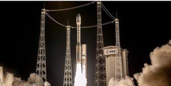 شکست آمریکا در پرتاب دو ماهواره به مدار زمین