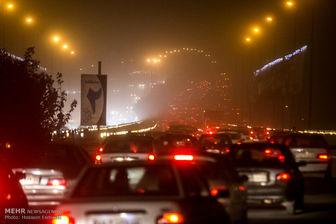 هشداربه وزش باد ۷۰ کیلومتری در تهران