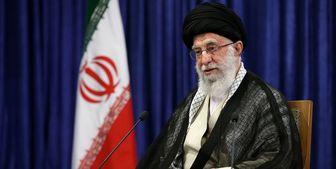 پیام تسلیت امام خامنهای در پی درگذشت والده حجتالاسلام آلهاشم