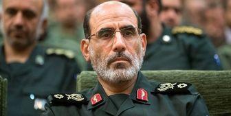 سردار سپهر: آماده حمایت از همه قوا و دولت هستیم