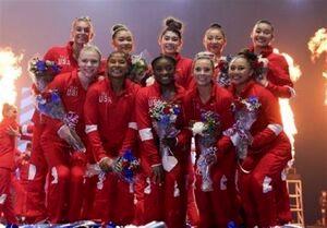 ابتلای ژیمناست آمریکایی به کرونا در آستانه آغاز المپیک