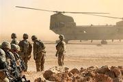 تحرکات مشکوک نظامیان آمریکایی در مرز عراق با سوریه