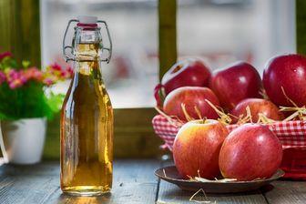 یک قاشق سرکه سیب معجزه می کند