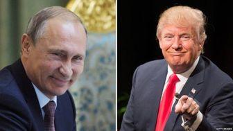 تصاویری از پوتین و ترامپ در تعطیلات تابستانی