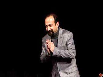 اصغر فرهادی در میان ۱۰۰ چهره برتر سال