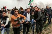 شمار زخمیهای تظاهرات بازگشت فلسطینیان به ۱۳۰ نفر رسید