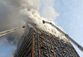 آتش نشانانی که جاودانه شدند