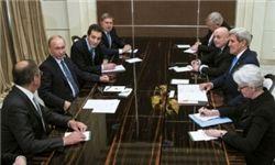 توافق روسیه و آمریکا برای تشکیل «گروه تماس سوریه» با مشارکت تهران