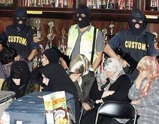 زندانیان ایرانی در مالزی در نوبت اعدام