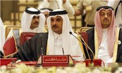 نگاه خوشبینانه برادر امیر قطر به تحریم