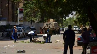 افزایش تلفات حمله مسلحانه در پایتخت بورکینافاسو