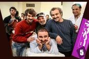 واکنش مهران احمدی به بازگشت خود به سریال «پایتخت» /عکس