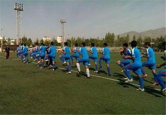 ۲۳ بازیکن به اردوی تیم فوتبال نونهالان دعوت شدند