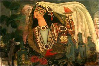 زنان قاجار عینکی شدند
