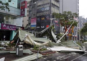 2 کشته و 60 زخمی بر اثر طوفان سهمگین «هاگیبیس» در توکیو