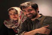 همسر شهاب حسینی درکنار بازیگر مرد «ممنوعه» /عکس