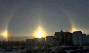 ۳ خورشید در آسمان مسکو + فیلم