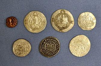 کشف اشیای تاریخی در مرز مهران توسط گمرک