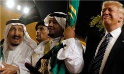 ترامپ برای کاهش تنش ها از عربستان در برابر قطر جانبداری کرد