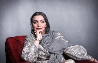 واکنش الهام پاوه نژاد به درگذشت آزاده نامداری/ عکس