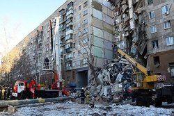 تلفات انفجار در روسیه به ۷ نفر رسید