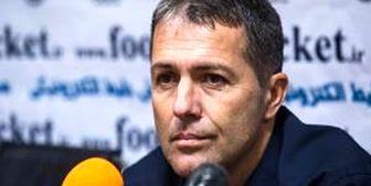 اسکوچیچ: اگر اشتباه نمیکردیم، پرسپولیس گل نمیزد
