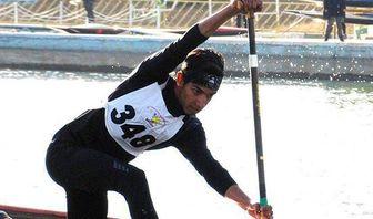 کسب اولین سهمیه کانوئینگ المپیک جوانان در بارسلون