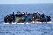 مرگ ۱۵ پناهجو در سواحل لیبی