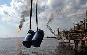 تولید نفت آمریکا ۳۰هزار بشکه در روز کاهش یافت
